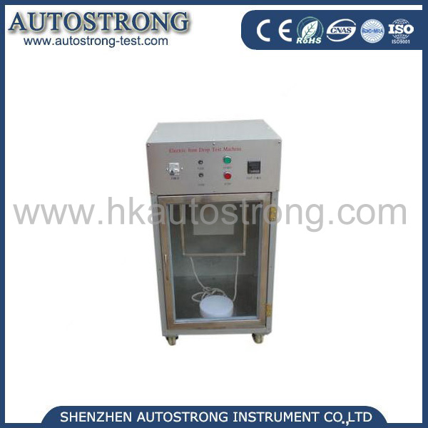 Electric Iron Drop Tester